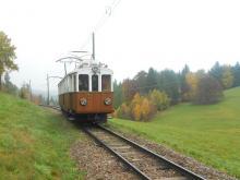 Vierachsiger Triebwagen Nr. 105