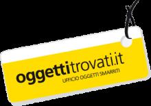 Logo oggettiritrovati.it